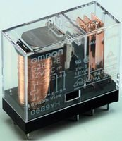 24 VDC 4PDT Omron MY402DC24 General Purpose Miniature Power Relay 14 Pins