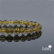 Lotas Pure 純粹系列 鈦晶手鍊(約7mm~7.5mm,A) (手圍偏大)