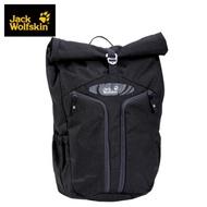 【Jack Wolfskin 飛狼】Urban 18 書背包 (筆電防護設計)『橄欖綠 / 黑色』