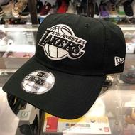 現貨 BEETLE NBA NEW ERA 洛杉磯 湖人 LAKERS LOGO 黑白 老帽 男女可戴 可調式 920 MN-504