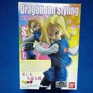 七龍珠 Dragonball Styling 人造人類 18號