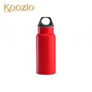 Koozio經典水瓶 350ml-紅