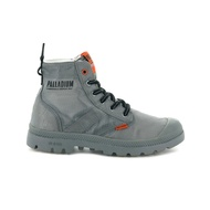 PALLADIUM PAMPA LITE VAPOR 男女款 灰色 防水 雨鞋 高筒靴 76194011
