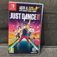 Switch just dance2018 二手