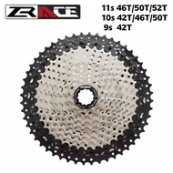 ZRACE Bicycle Cassette 8 9 10 11 12Speed MTB 11-42/46/50/52T