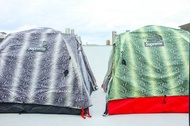 【車庫服飾】SUPREME TNF THE NORTH FACE SNAKESKIN Taped Stormb蛇皮帳篷