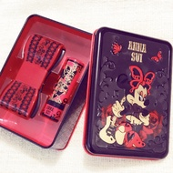 Anna Sui x Disney 聯名限量眼影口紅彩妝盒