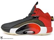 2021 輕量 科技再進化 NIKE AIR JORDAN XXXV 35 CNY PF CHINESE NEW YEAR 黑紅 中國年 牛年 刮刮樂 ECLIPSE PLATE 2.0 避震科技傳導 前、後 ZOOM 籃球鞋 AJ (DD2234-001) 0121