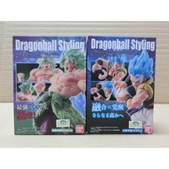 DRAGONBALL STYLING 超級賽亞人 布羅利 悟吉塔