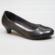 รองเท้า 312 รองเท้าคัชชูนักศึกษา รองเท้าส้นสูง รองเท้าคัชชูสีดำ 2 นิ้ว FAIRY รุ่น 312
