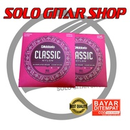 Classic D String Guitar Strings Classical D Slot Nylon Clear