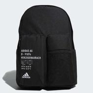 【adidas 愛迪達】後背包 訓練 運動 健身 旅行 書包 CL 3D POCKETS 黑 GG1068