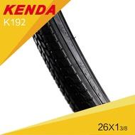 📣優品建大KENDA山地自行車外胎內胎26寸1 3/8輪胎k192外帶內帶配件裝備