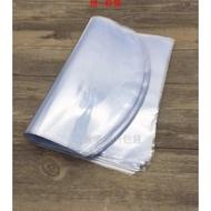 `普洱茶餅禮盒熱縮膜保鮮塑封膜收縮膜玻璃紙PVC袋吸塑膜茶葉包。536358