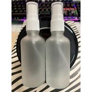 ((現貨))50ml霧面玻璃噴瓶(單瓶入)