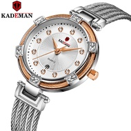 KADEMAN 840L Women Watches Analog 2020 Original Ladies Watch Luxury Diamond Quartz Watch