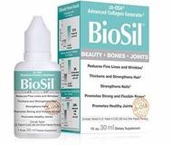 [預購] BioSil™ 膠原蛋白促生劑液體 15/30毫升 Natural Factors BioSil