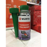 『油工廠』德國 福士 WURTH 汽油效能改善劑 150ml 汽油精/拔水/穩定汽油/提升辛烷值