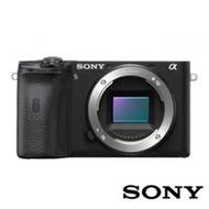 SONY 單眼相機 A6600 單機身(公司貨) ILCE-6600