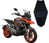 Motorcycle Seat Cover Breathable Insulation Cushion Sunscreen Pad Protector Net For Zontes Zt310x Zt310r Zt310t