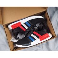 正版全新Adidas Runner Boost NMD R1 真爆 休閒鞋 男女尺寸 白紅藍 運動鞋