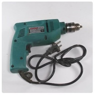 Jordan Mesin bor Listrik 10mm Electric Drill / Mesin Bor Elektrik Modern / Mesin Bor Modern / Bor Mesin Kayu / Bor Tangan Listrik Murah / Bor Tangan Litrik Modern