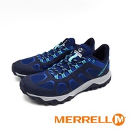 MERRELL(男) FIERY GORE -TEX 防水健走登山鞋 -寶藍
