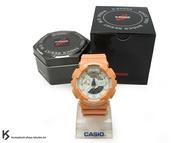 [30%OFF] 超高人氣 2013 新色 日本限定款 CASIO G-SHOCK GA-110SG-4ADR 粉橘色 橘白 消光霧面 !