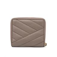 ﹊▽Tory Burch Kira Chevron Bi-Fold Wallet