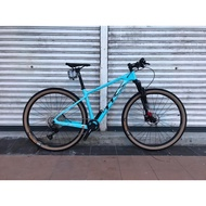 TRS Ratel 30 -- Carbon -- Shimano Deore 1 x 12 -- Air Fork with Lock -- Shimano Hydraulic Brake