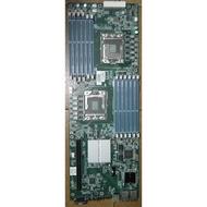 LGA1356主機板E5雙CPU C606 INTEL伺服器主板XEON工業用拆機DDR3 2400 2420 2440