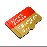 Sandisk Extreme 128G v30 A2 A1 32G 4K