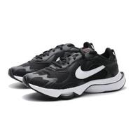 【NIKE 耐吉】休閒鞋 AIR ZOOM DIVISION 平民版SACAI 黑白 氣墊 運動 女(CK2950-002)