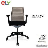ELY Steelcase Think V2 3D Knit / Office chair / Ergonomic Chair / Ergonomic Office Chair