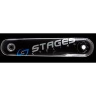 〝ZERO BIKE〞STAGES GXP for SRAM 碳纖 曲柄 功率計 左腿  買功率送課表 自行車/三鐵/飛輪