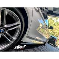 【Alfi Carbon】 BMW F10 F11 3D款 碳纖維側裙定風翼 520 528 535