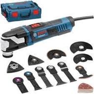 BOSCH GOP 55-36可調速 附工具箱 鋸片 磨切機
