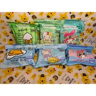 三麗鷗 Hello Kitty、蛋黃哥、美樂蒂 護墊、衛生棉