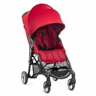 美國babyjogger city mini zip 《Fold 單手秒收》輕運動推車-紅色★衛立兒生活館★
