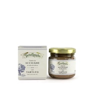 Tartuflanghe Anchovy Fillets in Olive Oil with Truffle (90g)