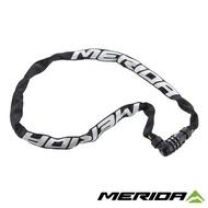 【MERIDA 美利達】自行車密碼鍊條鎖 90cm(防盜/車鎖/單車/安全)