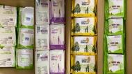 Happy bebe 濕紙巾 抗菌濕紙巾 超純水濕紙巾 嬰兒濕紙巾 有蓋 無蓋 隨手包濕紙巾 紙巾 擦屁屁濕紙巾