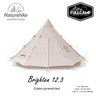 Naturehike Brighten 12.3 Cotton Pyramid Tent