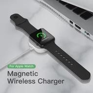 Mini แบบพกพาแบบไร้สายสำหรับ Apple Watch แท่นชาร์จสำหรับ IWatch Iphone Watch Series 6 5 4 3 2 Applewatch