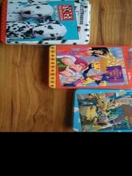 迪士尼卡通 有聲書(書+CD)
