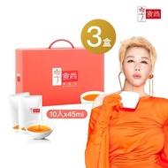 【享食尚】滴雞精10入(45ml/入)x3盒(TVBS 藍心湄)
