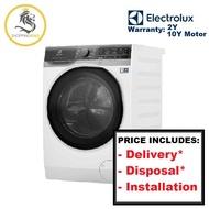 ElectroLux - 8kg/5kg Front Load Washer/Dryer Washing Machine (EWW8023AEWA) [Warranty: 2 Year & 10 Year Motor]