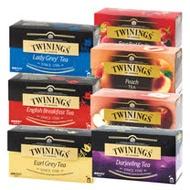 [TWININGS 唐寧茶] 經典紅茶&調味紅茶系列 任選三盒組