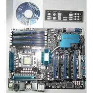 華碩X58 P6T6 WS REVOLUTION P6T主機板LGA1366 WORKSTATION支援XEON