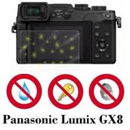 D&A Panasonic Lumix GX8 相機專用日本原膜5H螢幕保護貼(NEW AS玻璃奈米)
